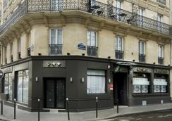 ガーデン ホテル - パリ - 建物