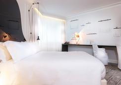 ラ メゾン シャンゼリゼ - パリ - 寝室
