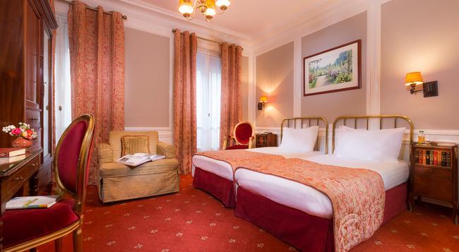 ベルファスト - パリ - 寝室