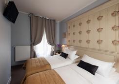 ホテル ドゥ ベルヴュー パリ ガル デュ ノール - パリ - 寝室