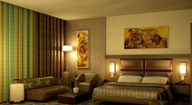 Danat Residence - アブダビ - 寝室