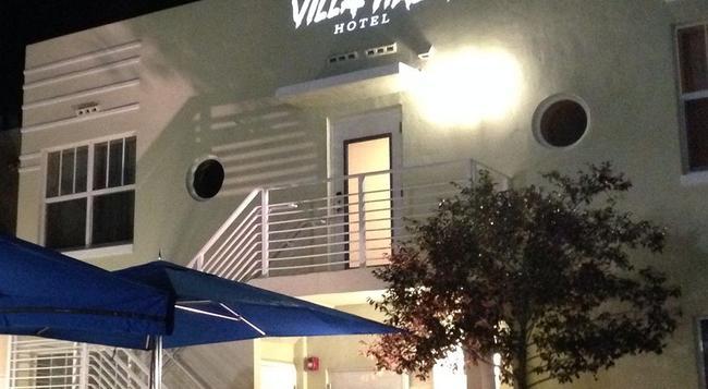 Villa Italia South Beach - マイアミ・ビーチ - 建物