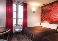 ホテル デュ パルク - パリ - 寝室