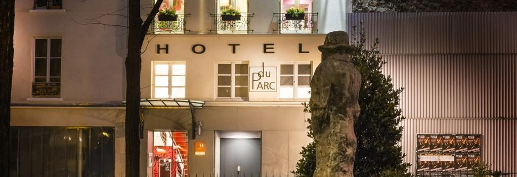 ホテル デュ パルク - パリ - 建物