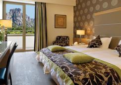 ディヴァーニ メテオラ ホテル - Kalabaka - 寝室