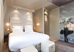 Hotel Valadon Colors - パリ - 寝室