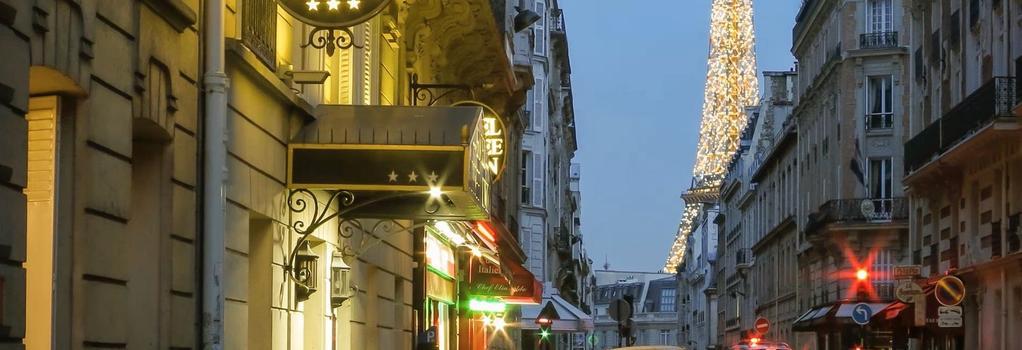 エリゼ ユニオン - パリ - 建物