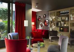 ホテル モリエール - パリ - ロビー
