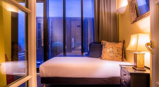 ル ラボアジエ - パリ - 寝室