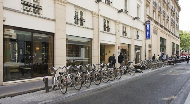 ホテル ル コリセー - パリ - 建物