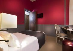 オデオン ホテル - パリ - 寝室