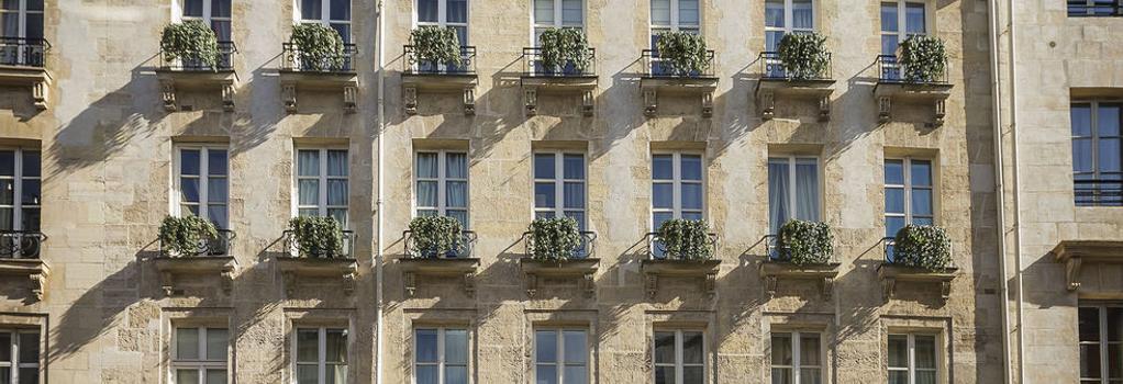 オデオン ホテル - パリ - 建物