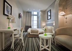 ホテル イコン - パリ - 寝室