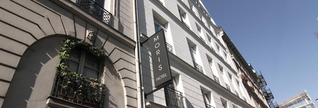 モリス グラン ブルヴァール - パリ - 建物
