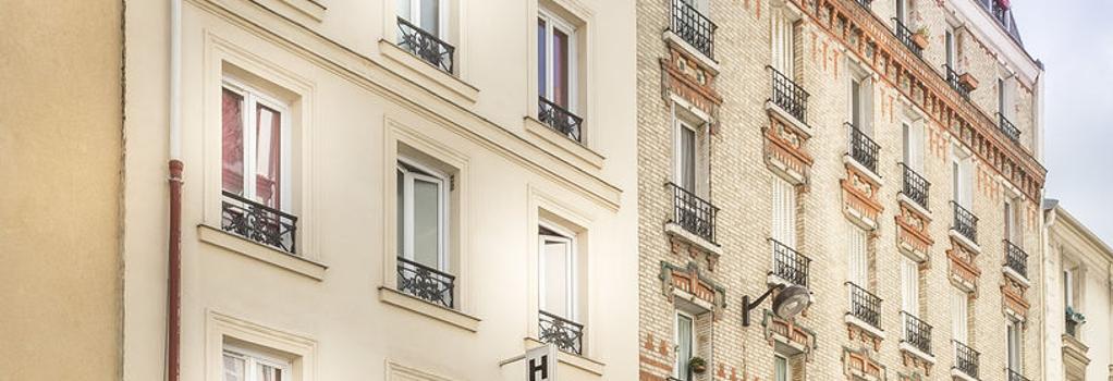 ホテル モンスリ オルレアン - パリ - 建物