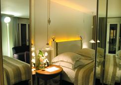 Hotel Pershing Hall - パリ - 寝室