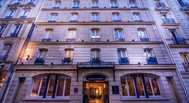 ロテル ペルゴレーズ パリ - パリ - 建物