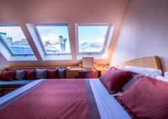 ロテル ペルゴレーズ パリ - パリ - 寝室