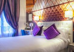 ホテル アスコット オペラ - パリ - 寝室