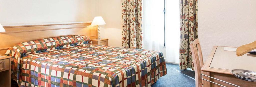 ホテル ドゥ スエズ - パリ - 寝室