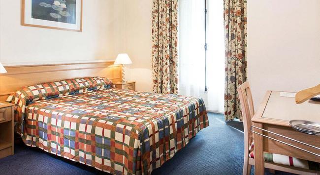 Hotel De Suez - パリ - 寝室