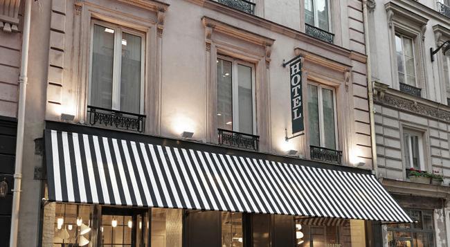 ホテル パラディ - パリ - 建物