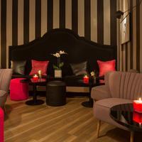 オテル ラ パリジエンヌ バイ エレガンシア Hotel Lounge