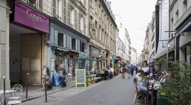 アパート ホテル コージー カデ - パリ - 建物