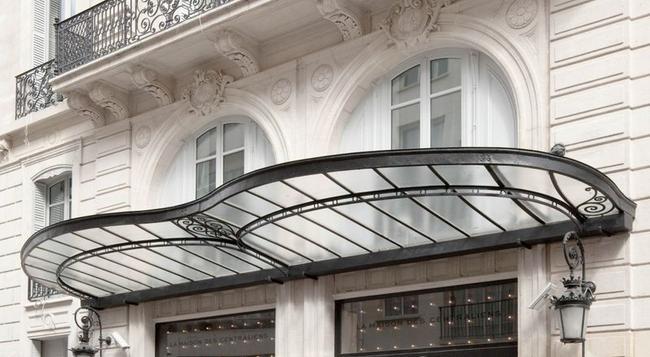 ラ メゾン シャンゼリゼ - パリ - 建物