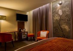 Hotel Royal Madeleine - パリ - 寝室