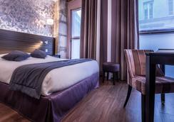 ホテル ドゥ サンリス - パリ - 寝室