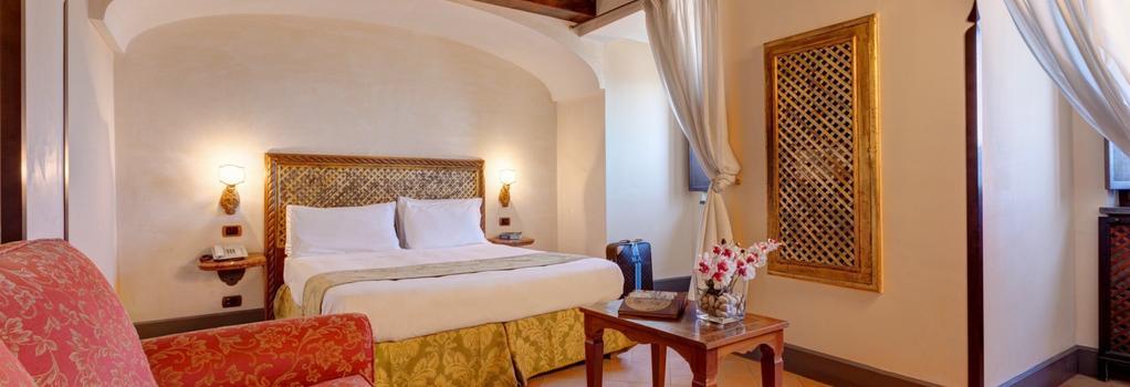 サン フランチェスコ アル モンテ - ナポリ - 寝室