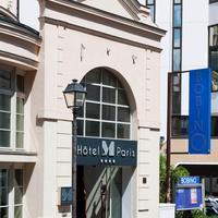 ホテル ル M Hotel Entrance