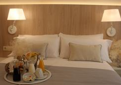 ホテル オムニウム - バルセロナ - 寝室