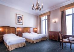 ホテル リッチモンド オペラ - パリ - 寝室