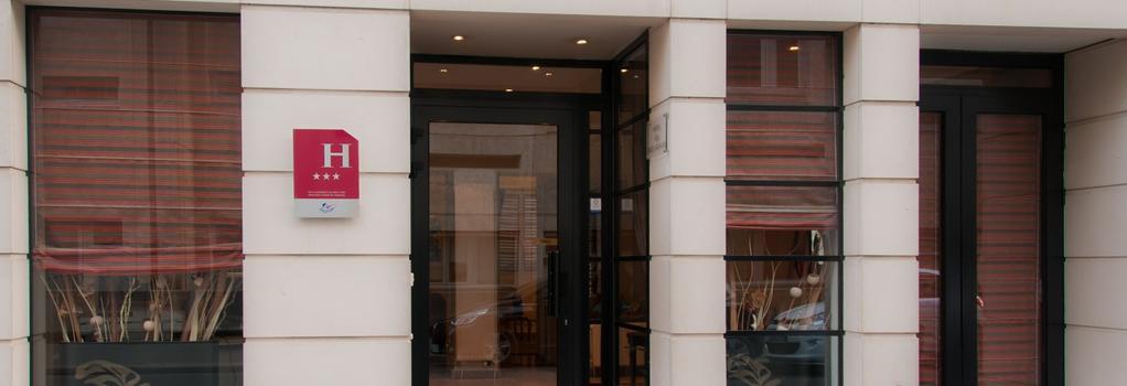 ホテル デ ドゥー ザベニュー - パリ - 建物