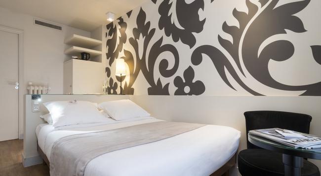 Hôtel Bastille - パリ - 寝室