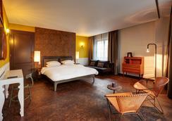 ホテル V ネスプライン - アムステルダム - 寝室