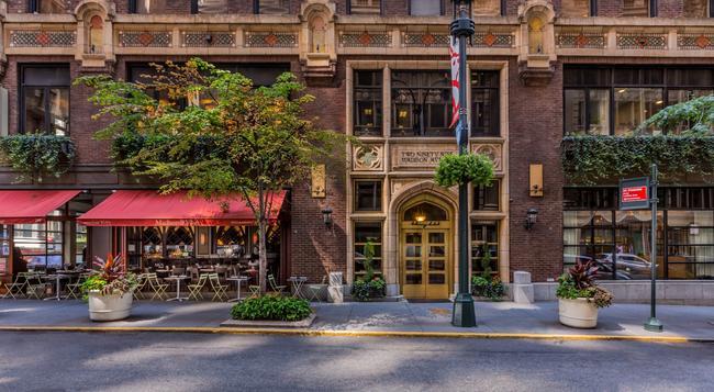 ライブラリー ホテル バイ ライブラリー ホテル コレクション - ニューヨーク - 建物