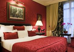 フランソワ プルミエ - パリ - 寝室