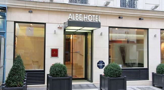 オテル アルブ サン ミッシェル - パリ - 建物