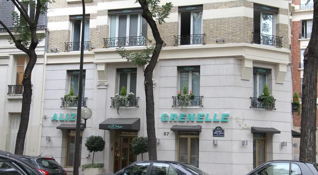アリゼ グルネール トゥール エッフェル - パリ - 建物