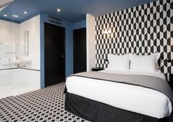 オテル エミール - パリ - 寝室