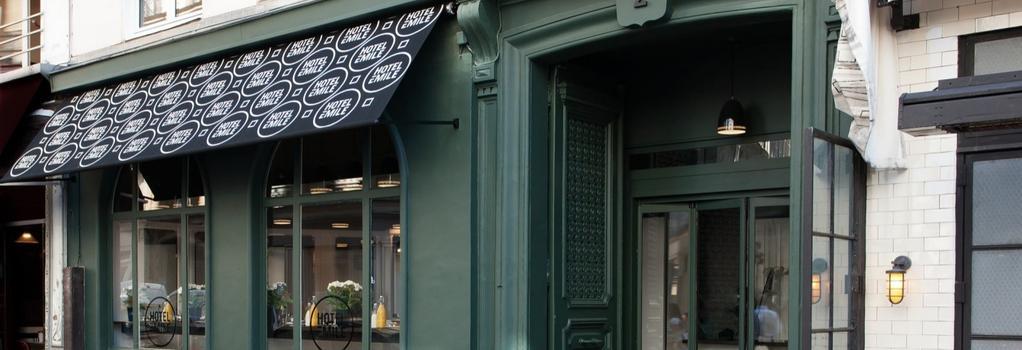 オテル エミール - パリ - 建物