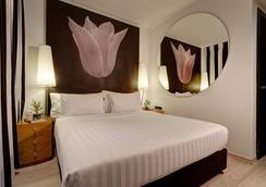 サヴォイ シーサイド ホテル - テル・アビブ - 寝室