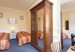 Pension Residence Du Palais - パリ - 寝室