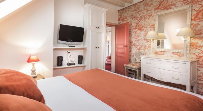 Hôtel Ducs D'Anjou - パリ - 寝室