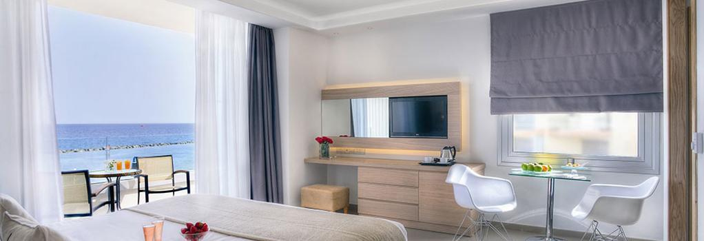 ザ ロイヤル アポロニア - Limassol - 寝室