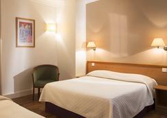 セントラル ホテル パリ - パリ - 寝室