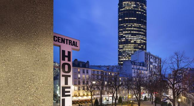 セントラル ホテル パリ - パリ - 建物